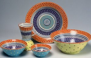 Ceramics by Lincoln Kirby Bell